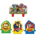 Paw Patrol Candles (5)