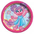 Abby Cadabby Party Dinner Plates