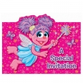 Abby Cadabby Party Invites & Thankyou (8)