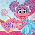 Abby Cadabby Party Napkins