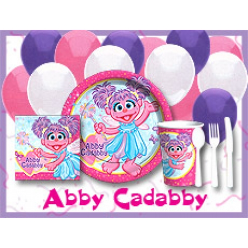 Abby Cadabby  Birthday Party hats