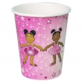Junior Ballerina Party Cups (8)