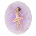 Prima Ballerina Party Stickers