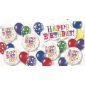 Happy Birthday Deluxe Balloon Pack