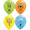 Jungle Animal Balloon Various (1)
