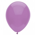Purple Lavender Latex Balloons 6 Pack
