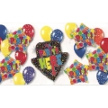 The Party's Here Deluxe Balloon Pack