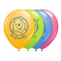 Winnie the Pooh Party Balloons Assorted Characters (6)