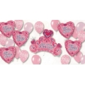 Princess Balloons Deluxe Pack
