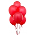 Red Latex Balloons 6 Pack
