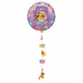 "Winnie the Pooh & Friends ""Drop-a-line"" Jumbo Birthday Balloon"