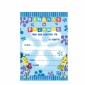 Bananas in Pyjamas Invites (20) Large Pack