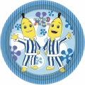 Bananas in Pyjamas Plates (8)