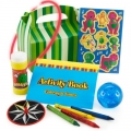 Barney the friendly Dinosaur Party Favor Boxed Filled