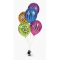 Jungle Animal Print Balloon