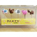 Farm Animal Candles Pack of 5