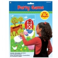 Barnyard Bash Farm Party Game - similar to pin the tail on the donkey