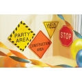 Builder Construction Signs  (4 pack)