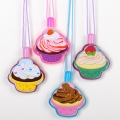 Cupcake Bubble Necklaces (1)