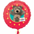 "Little Charley Bear Foil Balloon 18"" or 45cm"