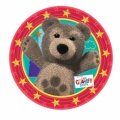 Little Charley Bear Plates (8)