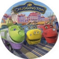 Chuggington Train ~ Dinner Plates (10)