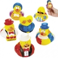 Circus Big Top Birthday Ducks (6) ~ Out of Stock