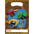Under Construction Builder Party Loot / Party Bags