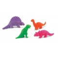 "Dinosaur ""Grow Your Own"" pack of 4 in various colours"