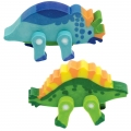 Dinosaur Erasers with movable legs (1)