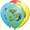 Disney Cars Latex Balloons Pack of 6