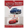 "Disney Cars Party Scene Setter ""McQueen & Doc Hudson"""