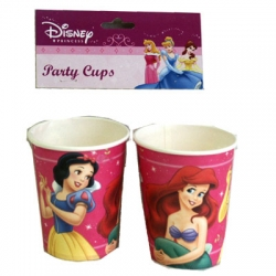 Disney Princess Party Cup with Ariel (1 Only )