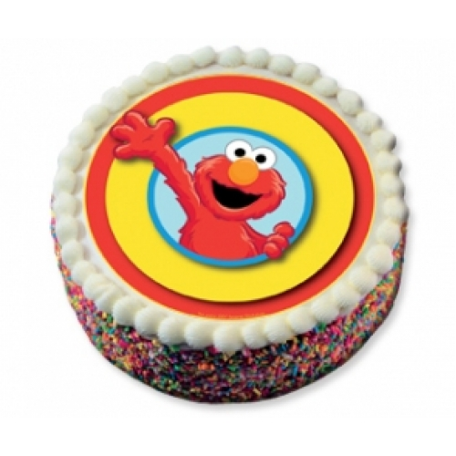 Sesame Street Elmo Party Cake Decorations Topper