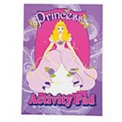 Activity Colour Princess Books (1) great Rainbow fillers