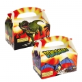 Dinosaur Party Boxes Empty (4)