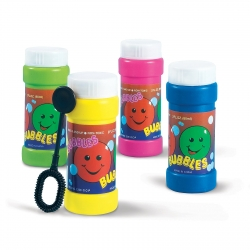 Bubble Bottle Smiley ~ Assorted Colours (1)