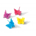 Butterfly Hair Clips Pack of 16