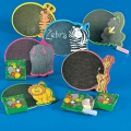 Zoo / Jungle Animal Chalk boards (6)