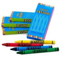 Crayons ~ Primary Colours