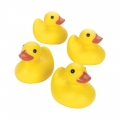 Ducks plastic yellow (1)