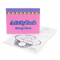 Pastel ~ Activity Colouring & Games Book