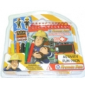 Fireman Sam, Firefighter / Fireman Fire Engine Activity Pack with clear case