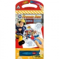 Fireman Sam, Firefighter / Fireman Aqua Magic Activity Book USe over and over again