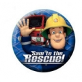 Fireman Sam Badges (6)