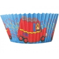 Firefighter / Fireman Fire Engine Party Cupcake Cases (50)