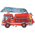 Fire engine Giant Helium Balloon 90cm x 67.5cm