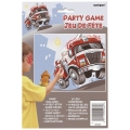 Firefighter / Fireman Fire Engine Party Game