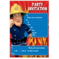 Fireman Sam Invites HUGE 20 Pack