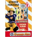 Fireman Sam, Firefighter / Fireman Fire Engine Sticker Paradise